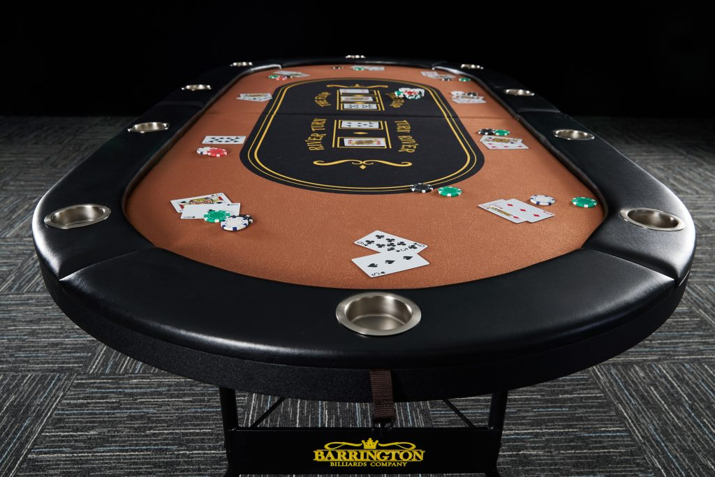 Barrington Collection Poker Table