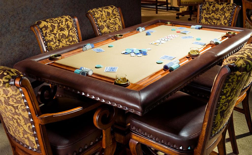 5 najlepszych stołów pokerowych do kupienia w 2021 roku